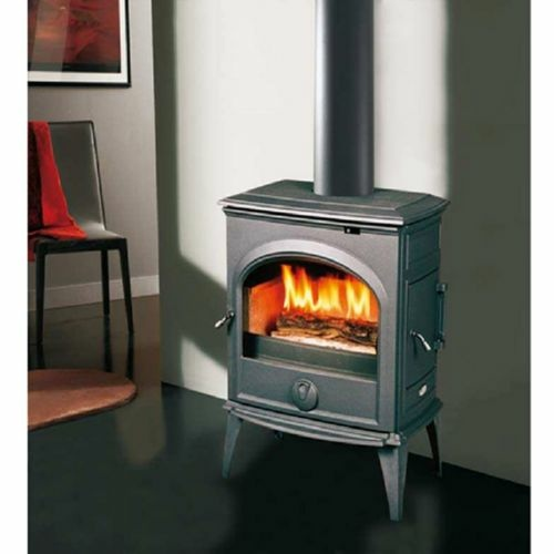 Печь - Anthracite Actual Stove фирмы Chazelles